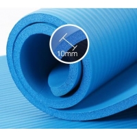 China Closed Cell Anti Tear Exercise Balance NBR Yoga Mat on sale