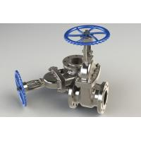 Cheap 2 Inch Cast Steel Gate Valve ISO 10434 - ANI / API Std 600 Class 900 for sale