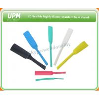 s2 flexible highly flame retardant heat shrink tube with