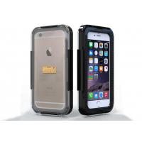 Cheap Multi function Cell Phone Iphone 6 Plus Case , Waterproof Mobile Phone Case IP68 for sale