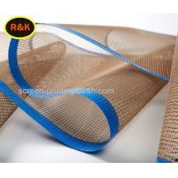 Cheap PTFE Coated Screen Printing Materials Fiberglass Mesh Sheets For Cardboard Division for sale