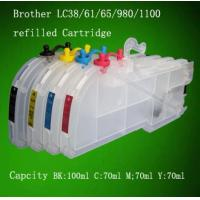 Cheap Refill ink cartridge for Brother (LC38 cartridge) printer for sale