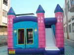 inflatable bouncer/inflatable castles/inflatable combo/nylon bouncer