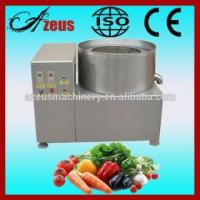 Cheap High Capacity Industrial Food Dehydrator Used dewatering machine cow dung dewatering screw press machine for sale