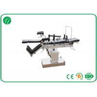 Cheap Surgical electric operating table For hospital / clinic , 2100mm Length for sale