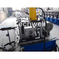 Buy cheap Solar Strut Channel Cold Roll Forming Machine With Servo Feeding Device & Press from wholesalers