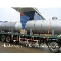 CLW brand high quality 10cbm LPG gas storage tank for sale, best price 10m3 bulk surface lpg gas storage tank for sale