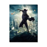 Cheap Eco - Friendly 3D Lenticular PS Board Movie Poster 1M *50CM CMYK UV Printing for sale