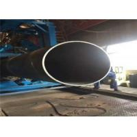 Buy cheap Large Diameter Welded Steel Pipes Q235B Grade St37 Carbon Steel Tube from wholesalers