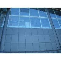 Cheap Frameless Structural Glass Curtain Wall Partition Security Soundproof for sale