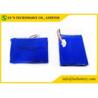 Cheap Li ion Polymer Lithium Rechargeable Battery 1S2P LP064560 4000mah for sale