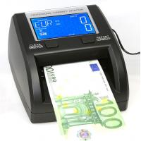 Buy cheap AUD IR UV Counterfeit Money Detector , 220V / 50Hz Fake Currency Detectors from Wholesalers