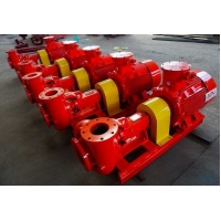 China Drilling Fluid Horizontal Solids Control Centrifugal Pump on sale