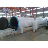 Buy cheap Q345R Thickness 14mm Wood Treatment Plant 12000MM from wholesalers