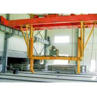 Cheap Sand Lime AAC Block Cutting Machine , AAC Block Tilting Hoister Machinery for sale