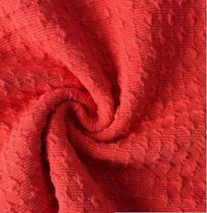 Buy cheap 2018 Alanna high quality polyester bubble fabrics(Poly Jacquard Bubble Design Wholesale Fabric,dyed & bubbled polyester) from wholesalers
