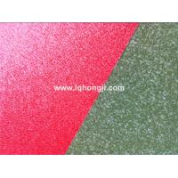 Buy cheap RAL6017 wrinkled PPGI steel coil steel coil MATT with textured surface from wholesalers