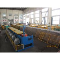 Cheap Automated Copper Wire Drawing Machine , Horizontal Welding Rod / Wire Nail Making Machine wholesale