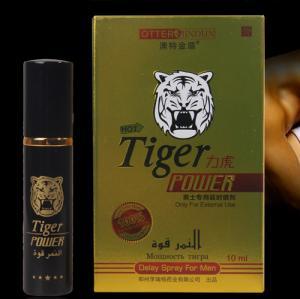 Cheap Tiger Delay Spray Female Libido Pills Desensitizing Spray Sex Man Enhancement Tiger Power for sale