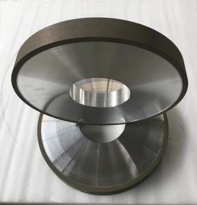 Cheap Flat CBN Grit Abrasive Resin Bond Grinding Wheel , 150mm Diamond Grit Grinding Wheel for sale