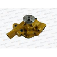 Buy cheap Water Pump 6206-61-1505 for Komatsu WA120-3 GD305A GD511A Engine 6D95L Excavator from wholesalers