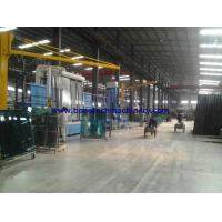 Cheap Slewing Crane with glass lifter for sale
