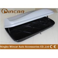 China Universal Rooftop Cargo Box For Luggage , Car Roof Storage Box on sale