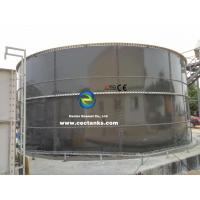 Cheap Smooth Bolted Steel Tanks For 200 000 Gallon Fire Protection Water Storage for sale