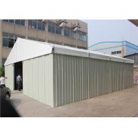 Buy cheap Industrial Warehouse Tent Double Coated PVC Outdoor Storage Tent from wholesalers