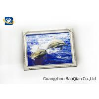 China PP / PET Material 3D Lenticular Pictures Art Picture Framed Customized Photo on sale