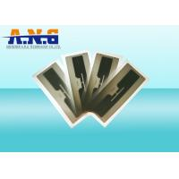 Cheap Passive Vehicle Windshield UHF RFID Chip tag Car Parking Alien - H3 ISO18000-6C for sale