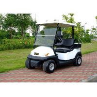 Small Electric Club Car Golf Buggy Two Seater , 25-30 Km/H Maximum Speed