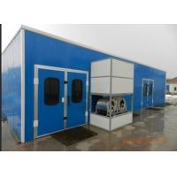 China Automotive Infrared Garage Furniture Spray Booth 12m*5m*3m on sale