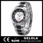 Elegant Design Stainless Steel Woman Watch
