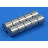 Cheap Single Crystal Cast Alnico Magnet , Alnico 9 Crystal Magnet Used in Dectector OEM for sale
