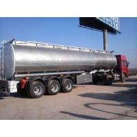 Cheap Tank Truck Bodies Aluminium Alloy Products , 5454 Aluminum Plate High Formability for sale
