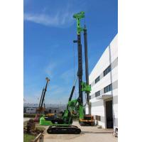 Buy cheap KR125A Rotary Piling Rig Marine Piling Machine With 37m Depth Interlocking Kelly from wholesalers