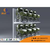 China Convenience Store Retail Store Fixtures And Shelving Metal Hook Mesh Type on sale