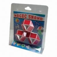Cheap Rubik's Cube, Made of Plastic, Measures 42.00x2.50cm for sale