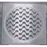 Cheap Export Europe America Stainless Steel Floor Drain Cover8 With Square (150.8mm*150.8mm*3mm) wholesale