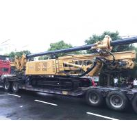 Cheap Yellow Rotary Drilling Rigs with cummins engine max drilling depth 32m / Max output torque 100 KN.m for sale