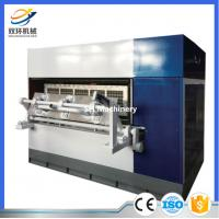 Cheap 2017 Up-to-date good quality pulp modling machine fully automatic egg tray making machine for sale