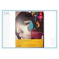 Cheap CS6 Adobe Graphic Design Software Standard MAC Full Student Edition Creative Suite English for sale