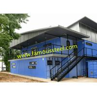 Cheap Modular Container Hotel Solutions Affordable Shipping Containers For Single - Family Options for sale