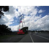 69KV angle steel tower for power transmission
