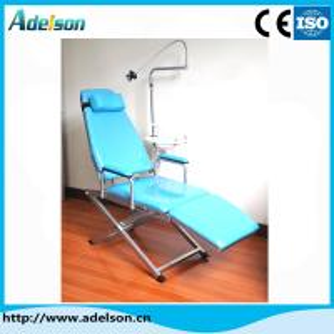 Cheap Folding dental chair unit price for sale