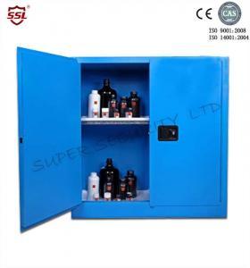 Cheap Metal Corrosive Steel Storage Cabinet For Vitriol Or Nitric , Safety Storage Cabinet for sale