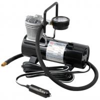 Black Metal Single Portable Vehicle Air Compressors For Cars And Other Air System