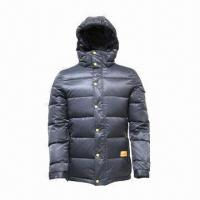Cheap Unisex Down Jacket, Warm in Cold Weather, Winter Jacket, Men's Down Jacket, Waterproof, Breathable  for sale