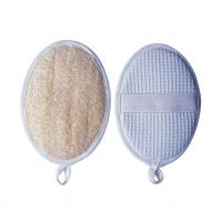 Cheap natural loofah bath pad for promotional for sale